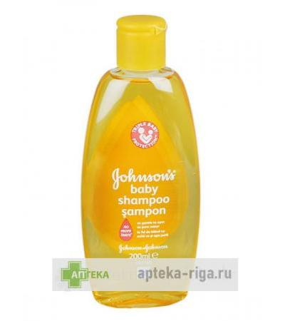 Johnson's Baby šampūns, 200 ml